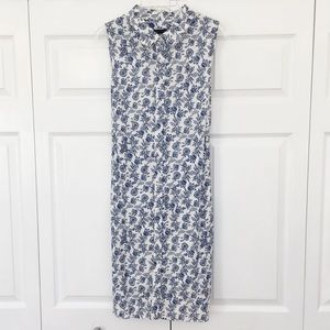 Tommy Hilfiger | Sleeveless Floral Print Dress